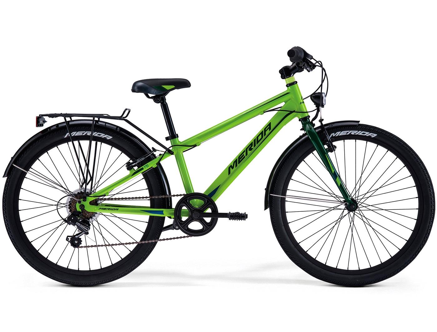 Велосипед Merida Spider J24 (2018)
