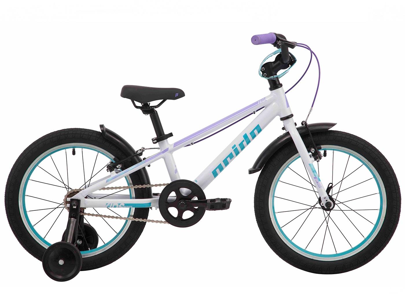 Велосипед Pride FRIDA 18 белый (2019)