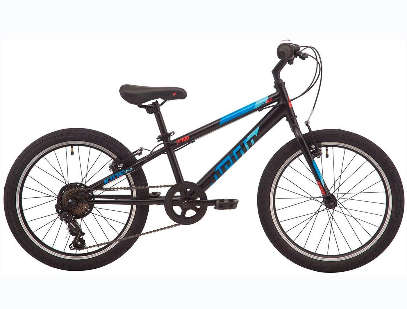 Велосипед 20 Pride JACK6 (2019)