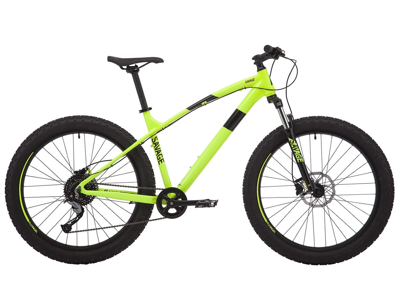 Велосипед Pride Savage 7.1 (2018)