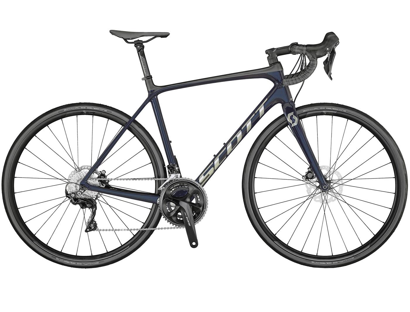 Велосипед Scott Addict 20 disc (2021)