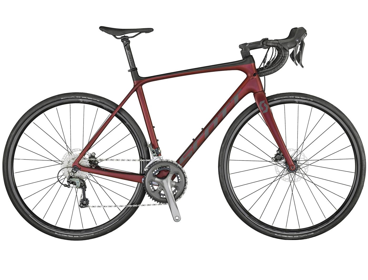 Велосипед Scott Addict 30 disc (2021)