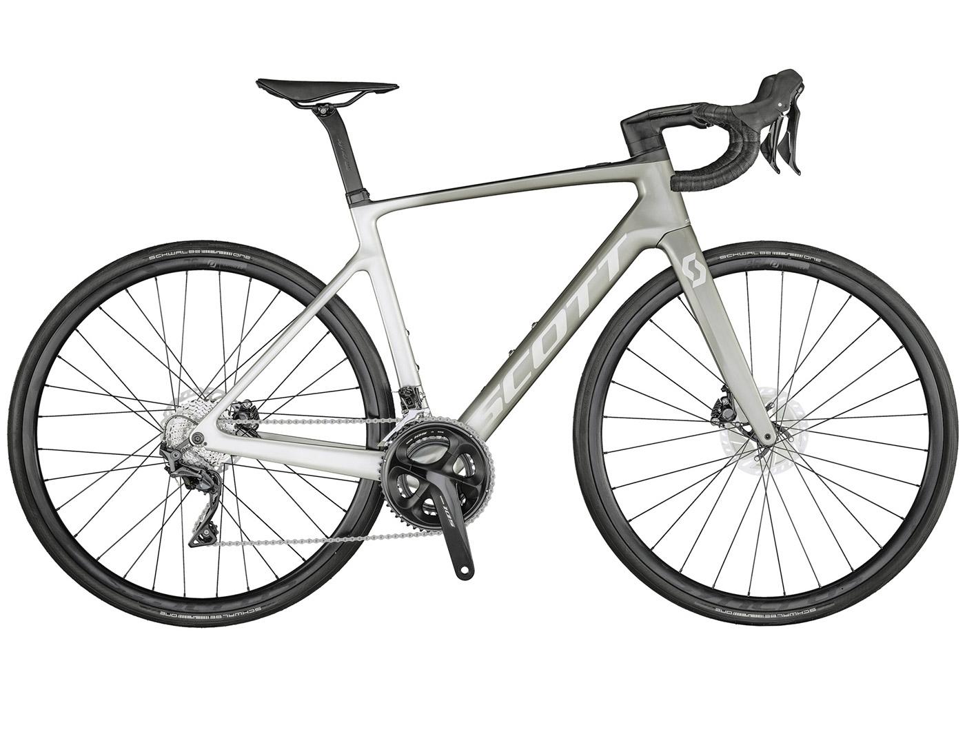 Велосипед Scott Addict eRIDE 20 (EU) (2021)