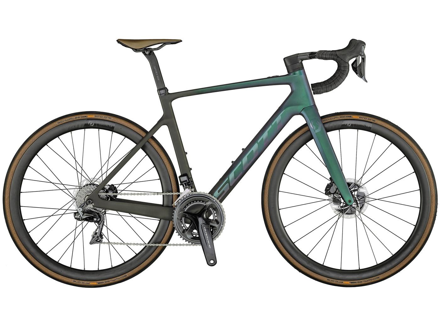 Велосипед Scott Addict eRIDE Premium (EU) (2021)