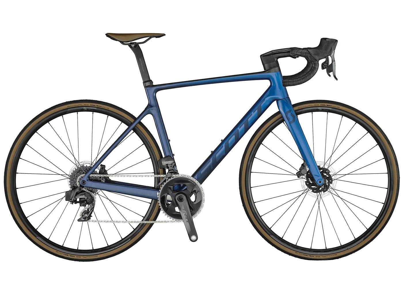 Велосипед Scott Addict RC 20 (2021)