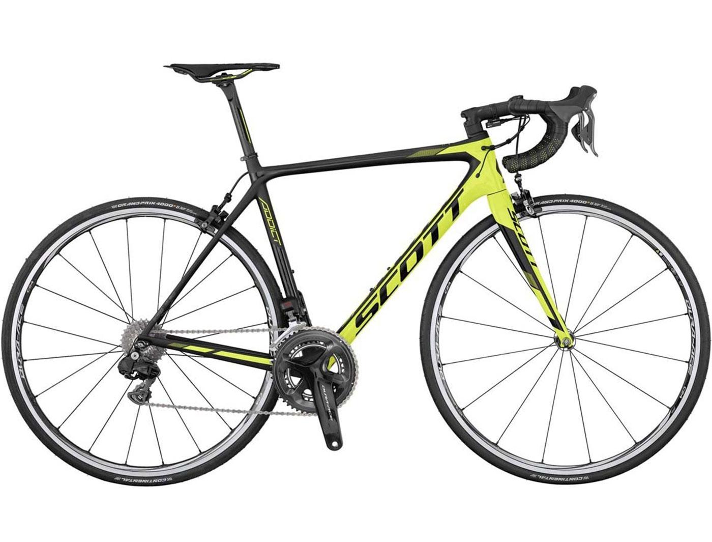 Велосипед Scott Addict RC Di2 (2017)