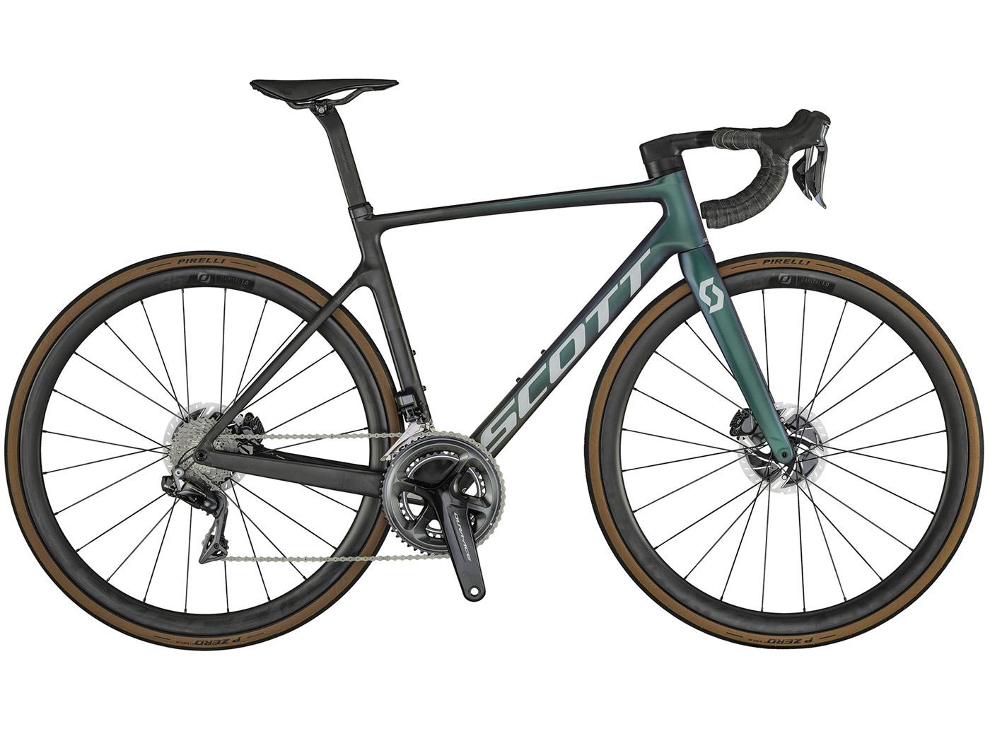 Велосипед Scott Addict RC Pro (2021)