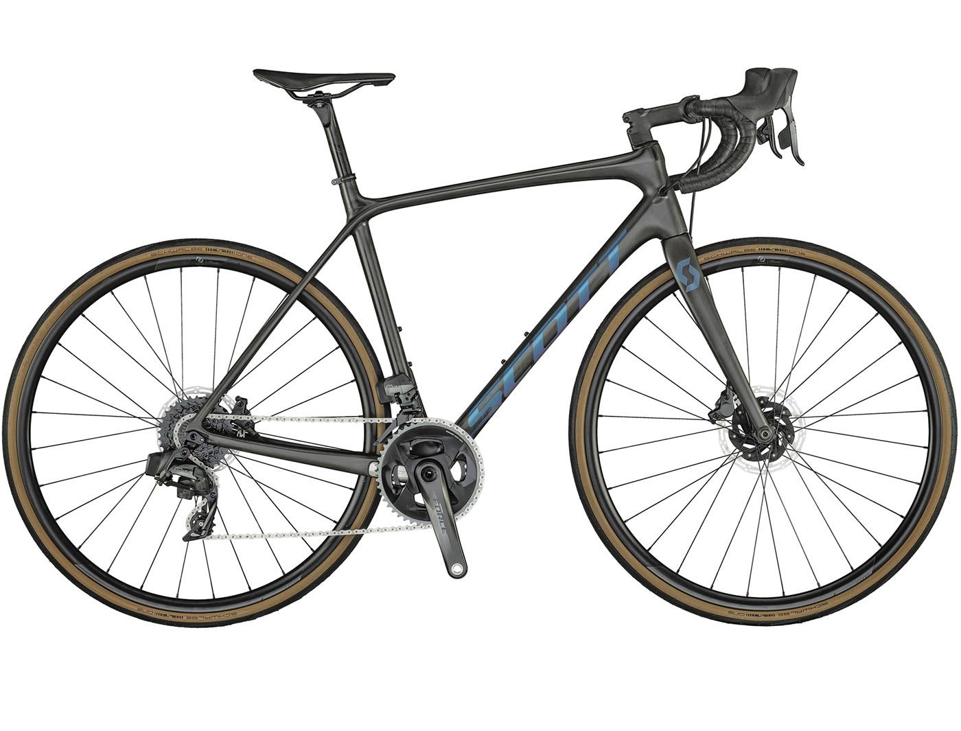 Велосипед Scott Addict SE disc (2021)