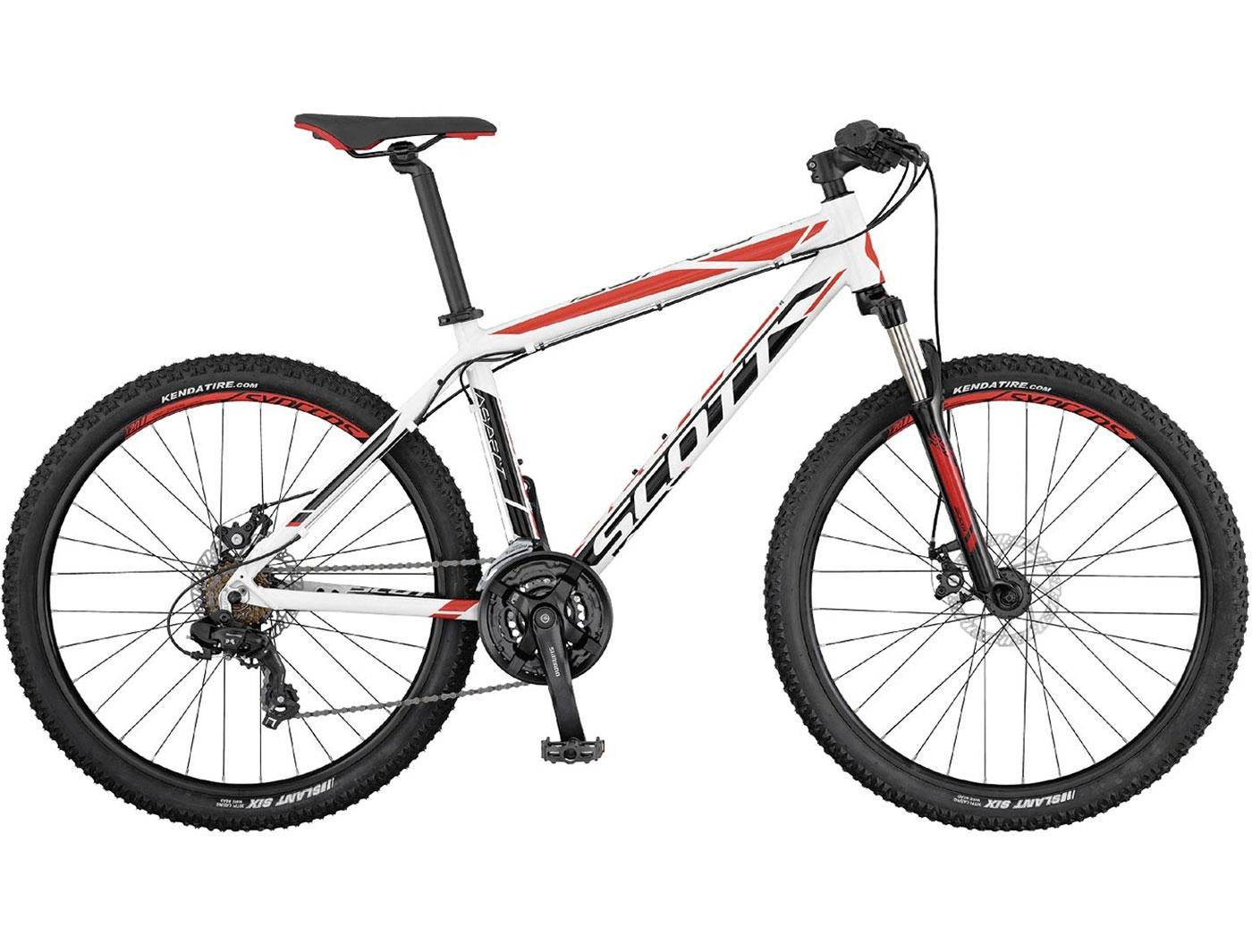 Велосипед Scott Aspect 670 (2017)