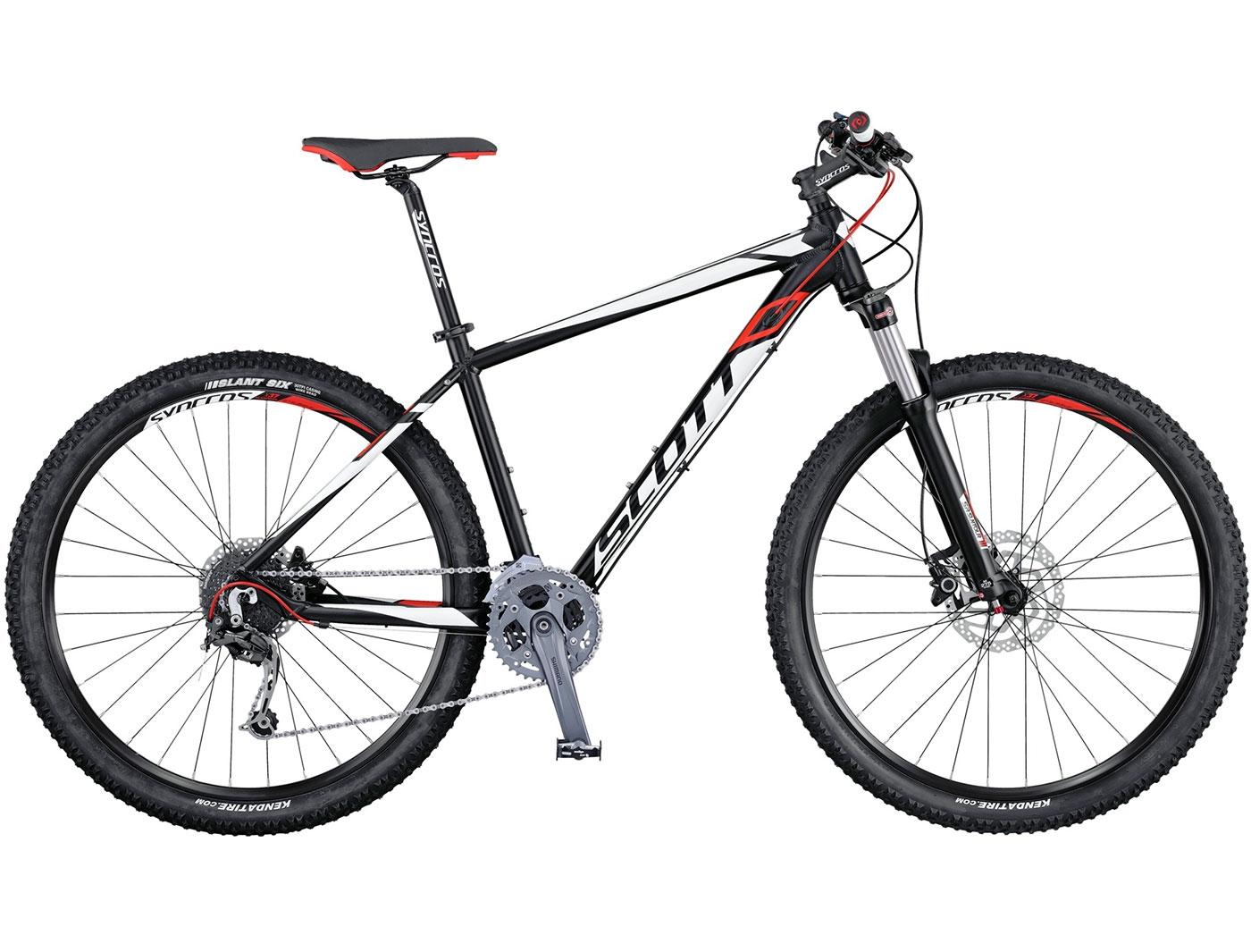 Велосипед Scott Aspect 730 (2016)