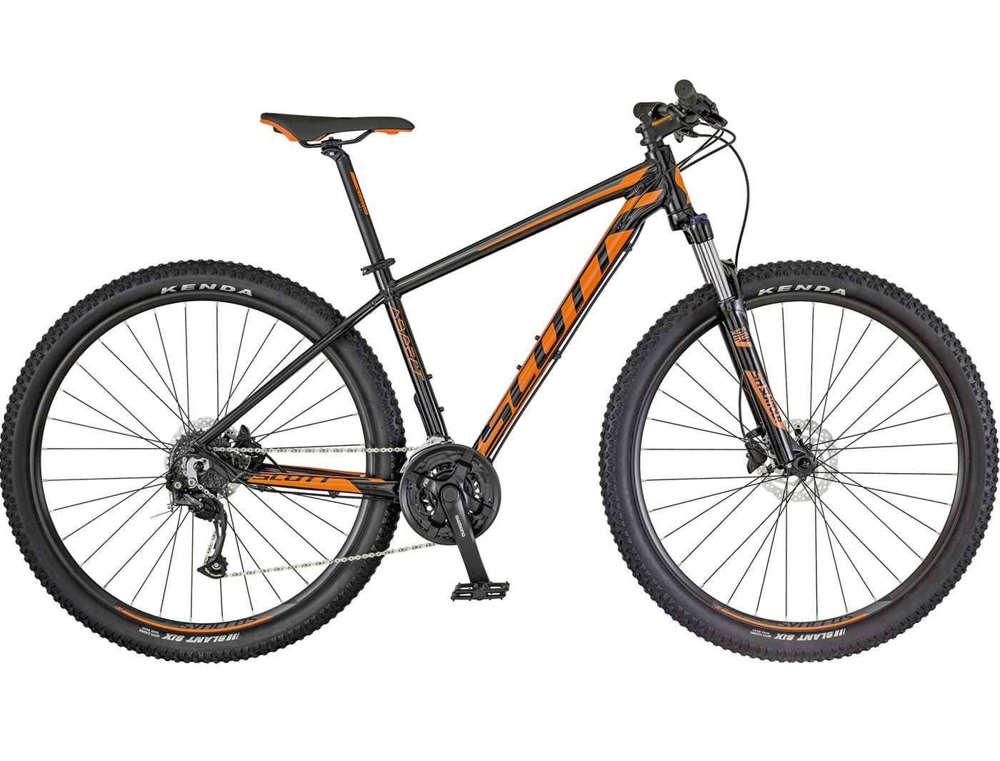 Велосипед Scott Aspect 950 (2018)