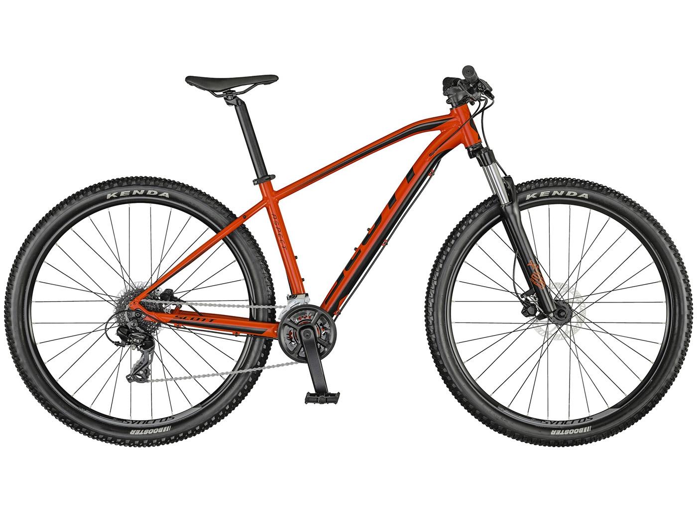 Велосипед Scott Aspect 960 (2021)