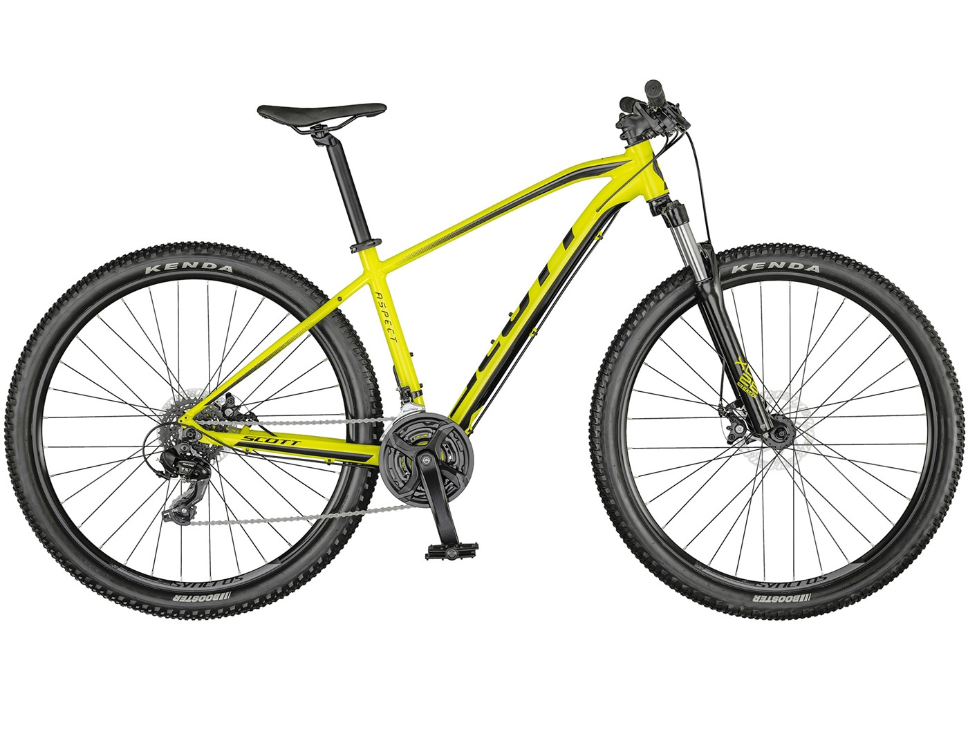 Велосипед Scott Aspect 970 (2021)