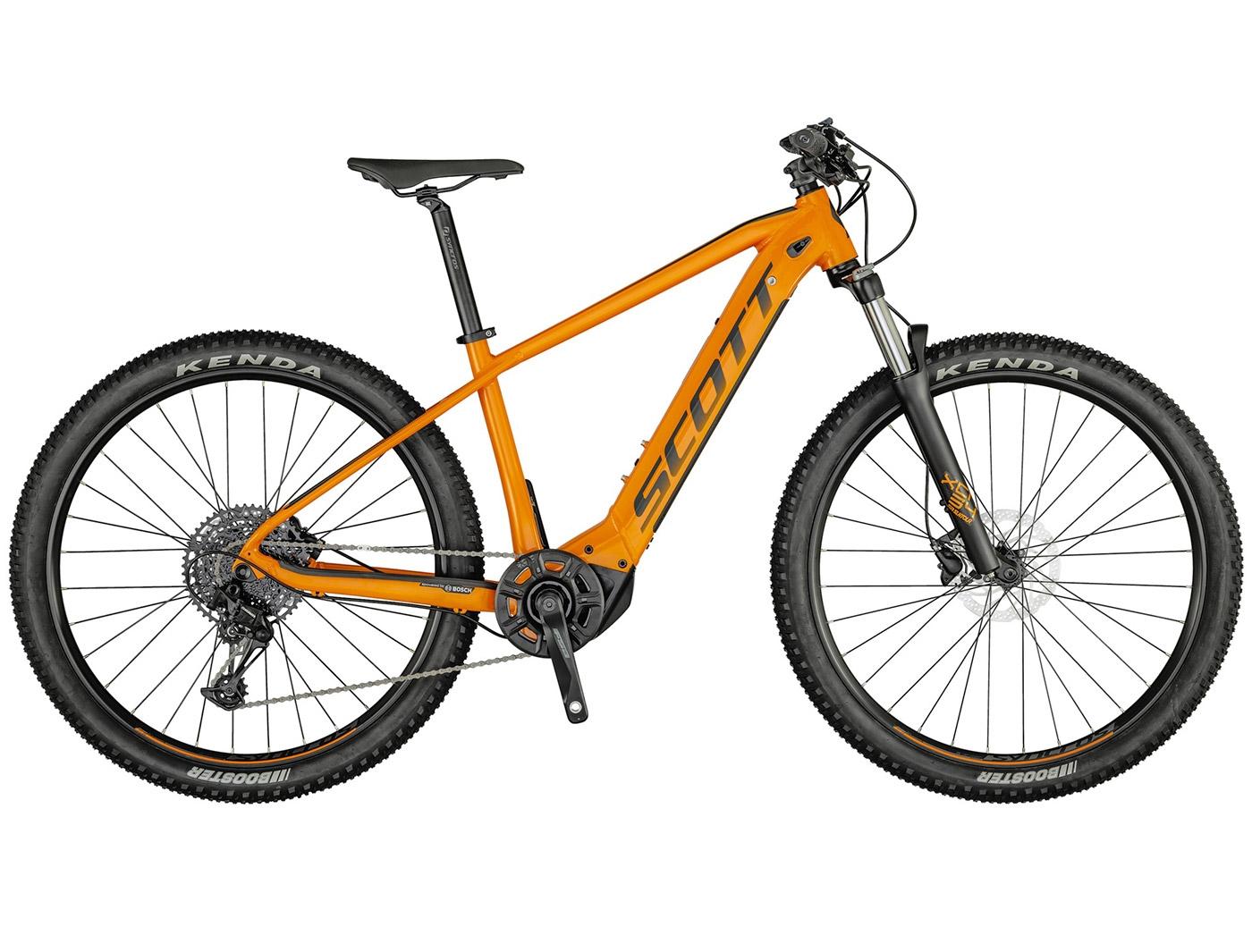 Велосипед Scott Aspect eRIDE 920 (2021)