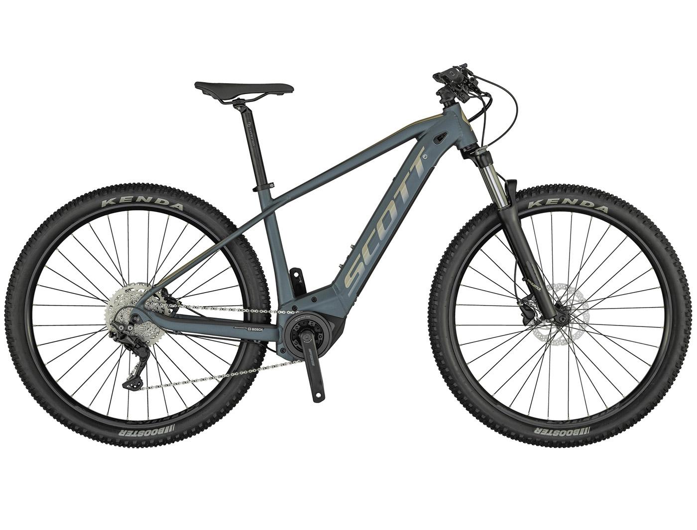 Велосипед Scott Aspect eRIDE 930 (2021)