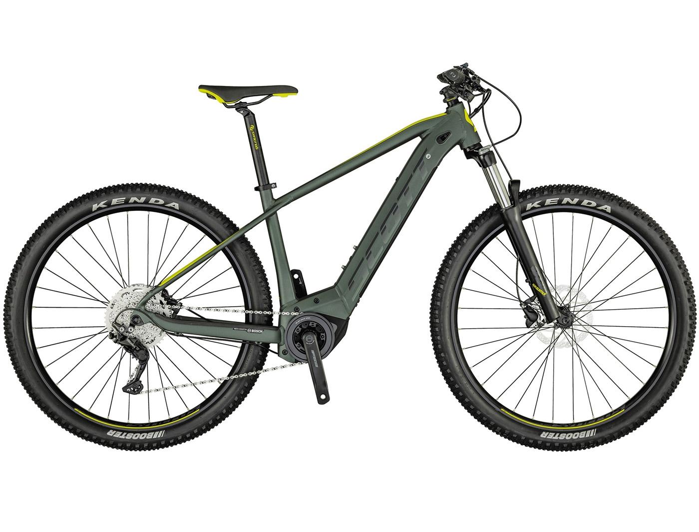 Велосипед Scott Aspect eRIDE 940 (2021)