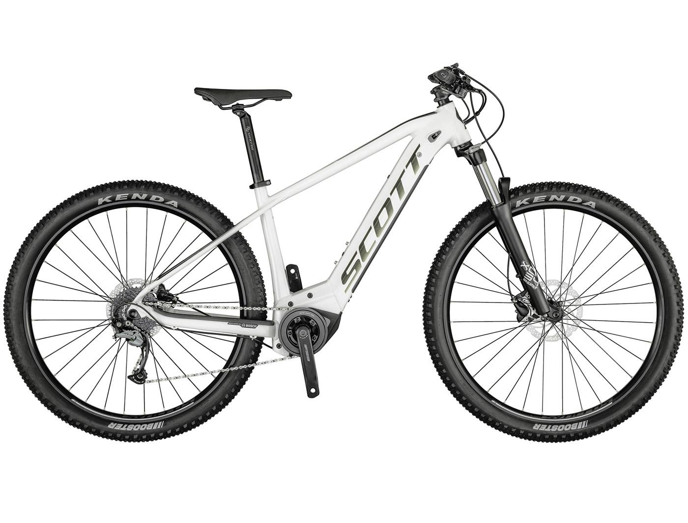 Велосипед Scott Aspect eRIDE 950 (2021)