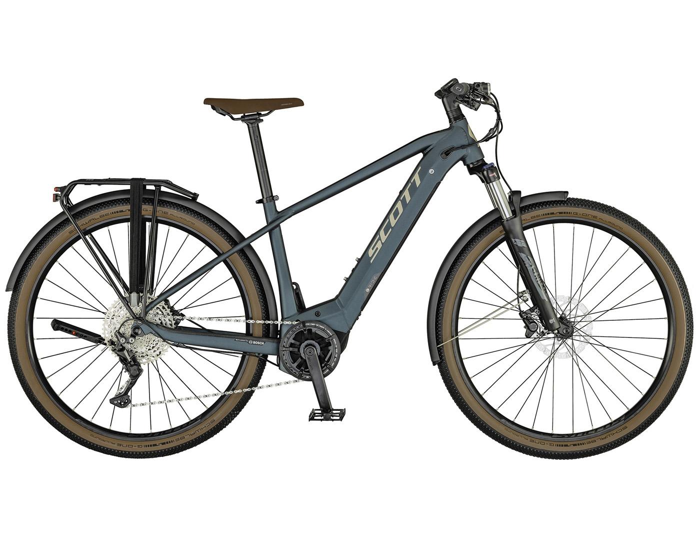 Велосипед Scott Axis eRIDE 20 Men (2021)
