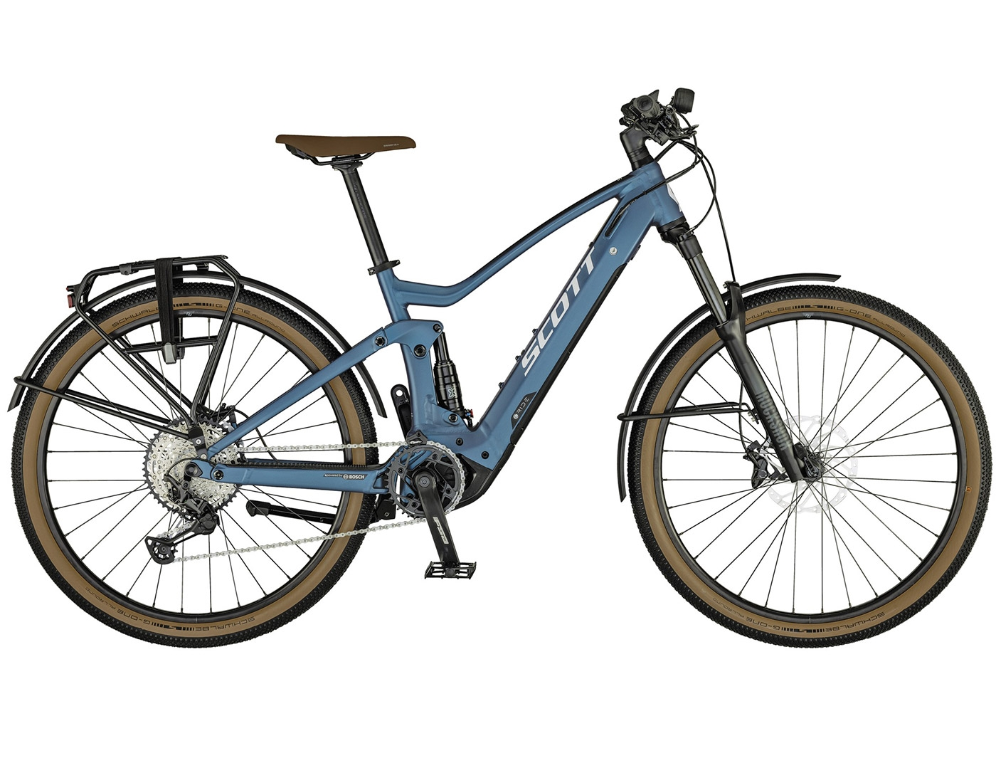 Велосипед Scott Axis eRIDE Evo (2021)
