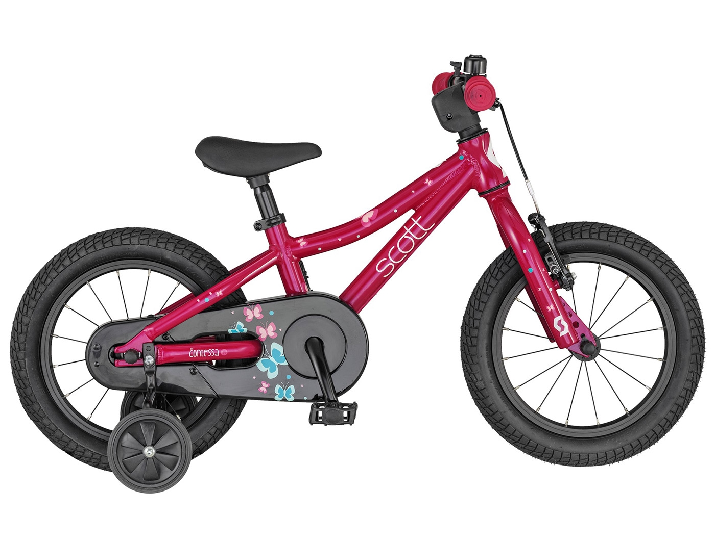 Велосипед Scott Contessa 14 (2021)
