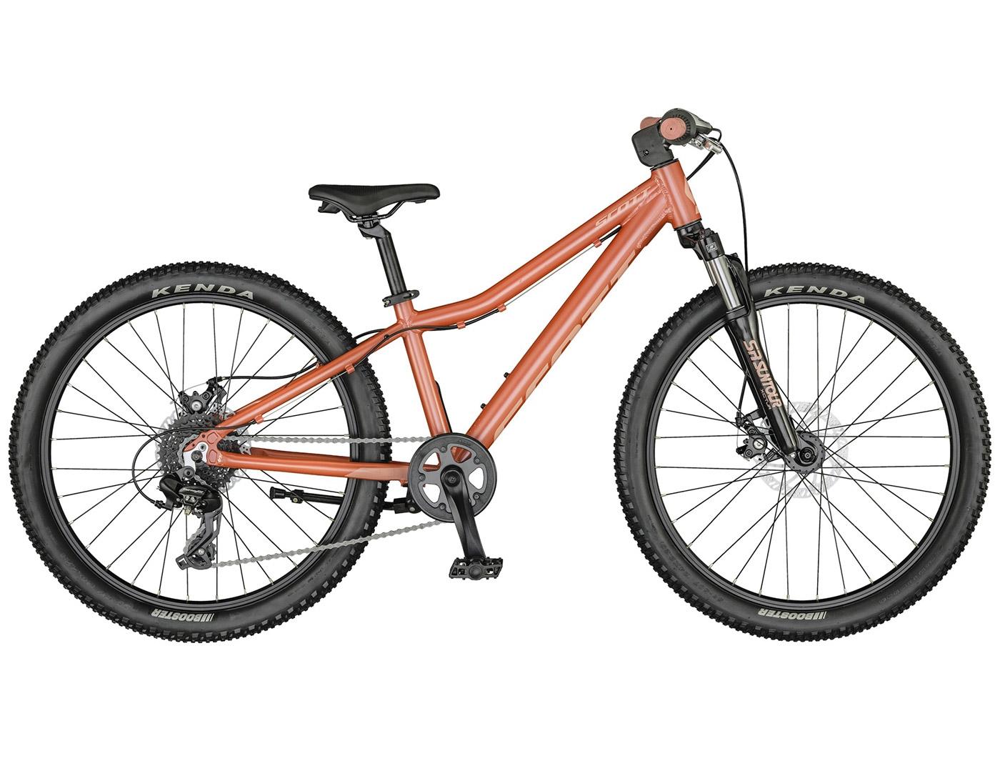 Велосипед Scott Contessa 24 disc (2021)