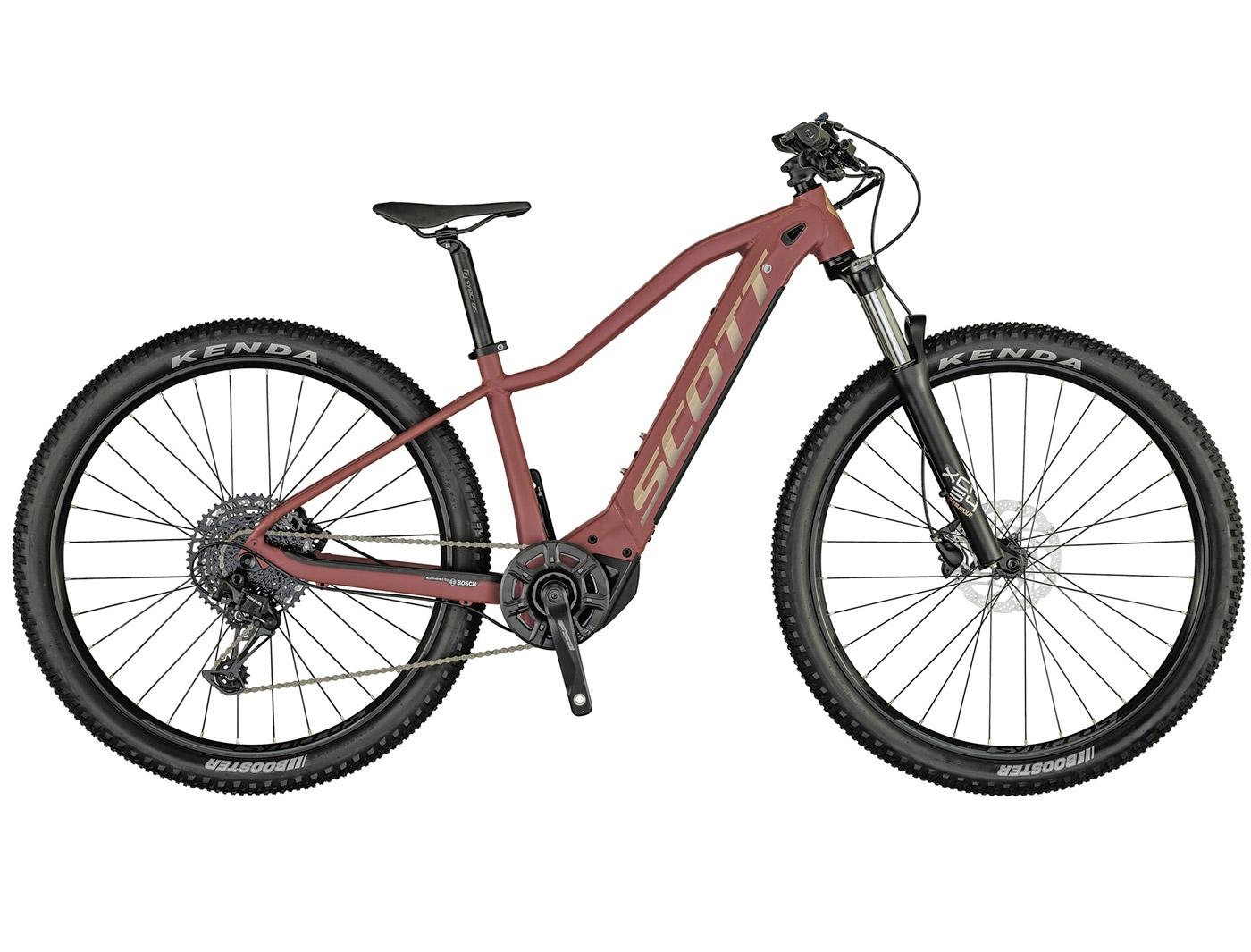 Велосипед Scott Contessa Active eRIDE 920 (2021)
