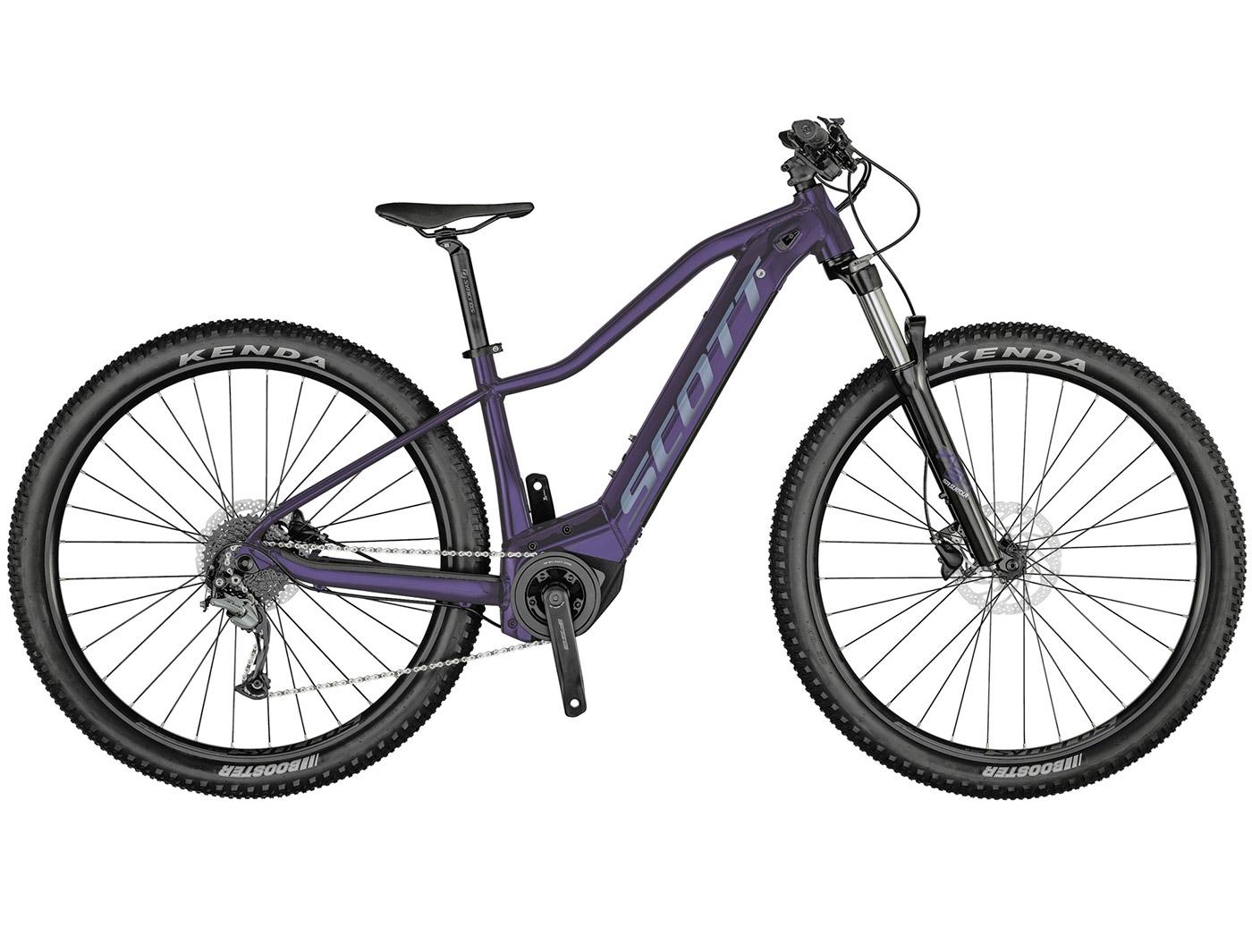 Велосипед Scott Contessa Active eRIDE 930 (2021)