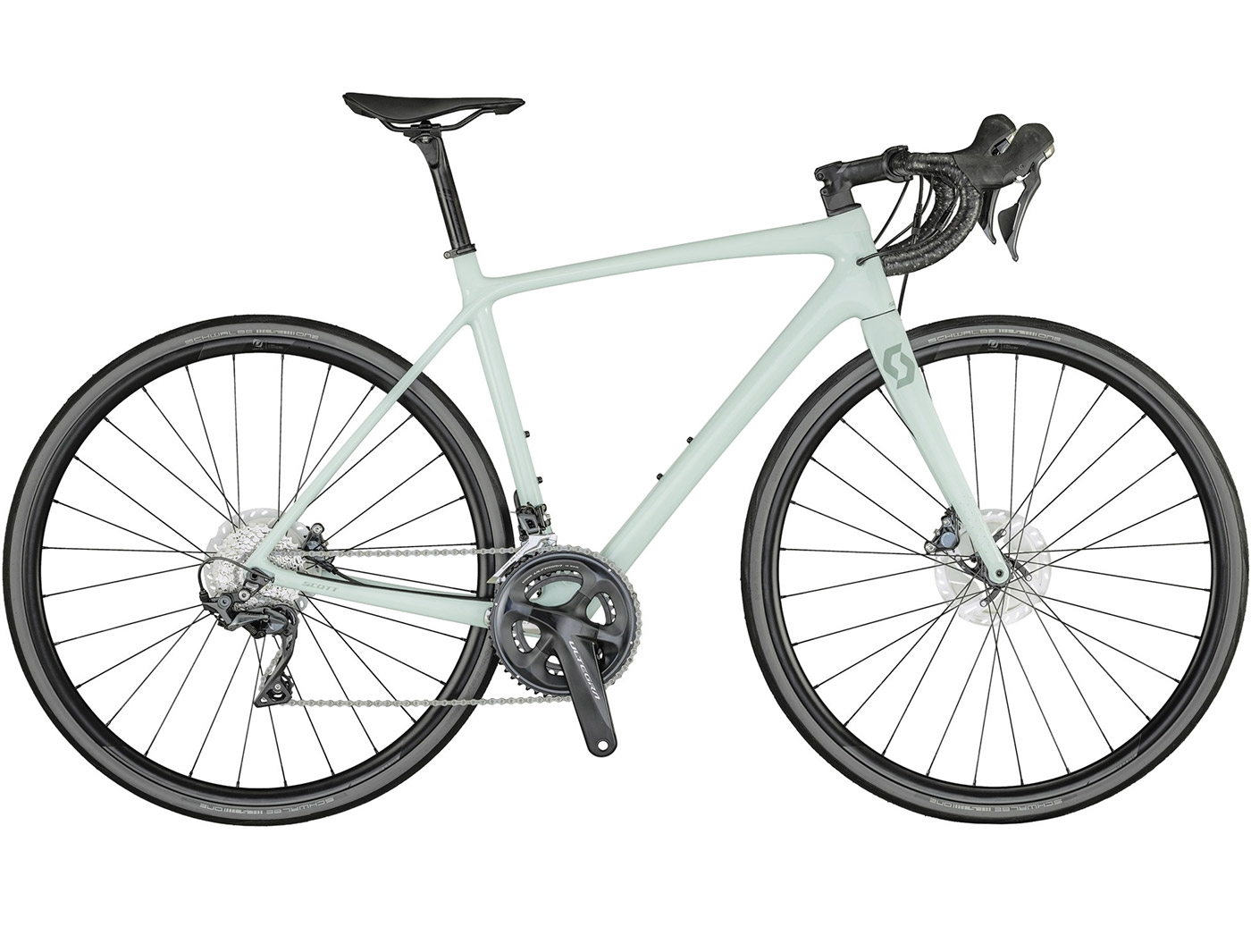 Велосипед Scott Contessa Addict 15 disc (2021)