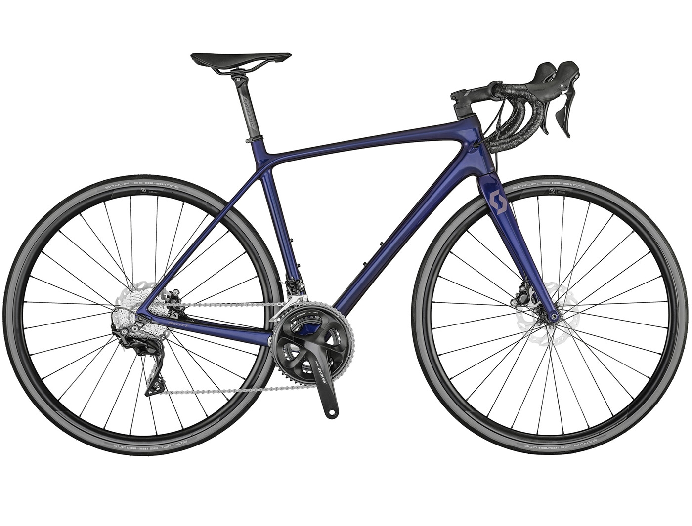Велосипед Scott Contessa Addict 25 disc (2021)