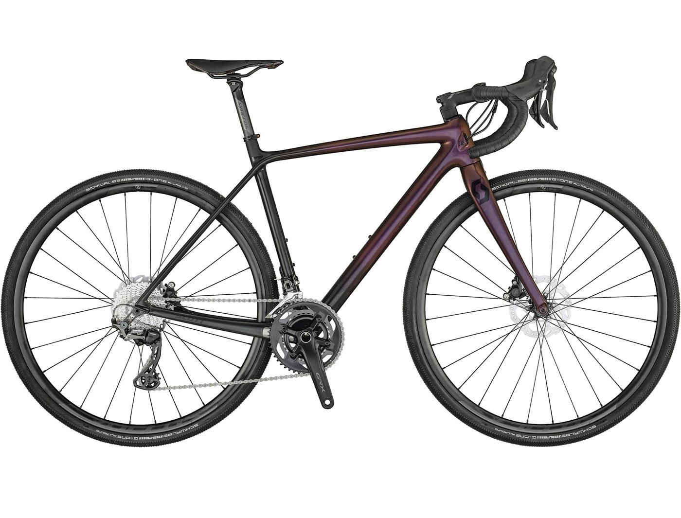 Велосипед Scott Contessa Addict Gravel 15 (2021)