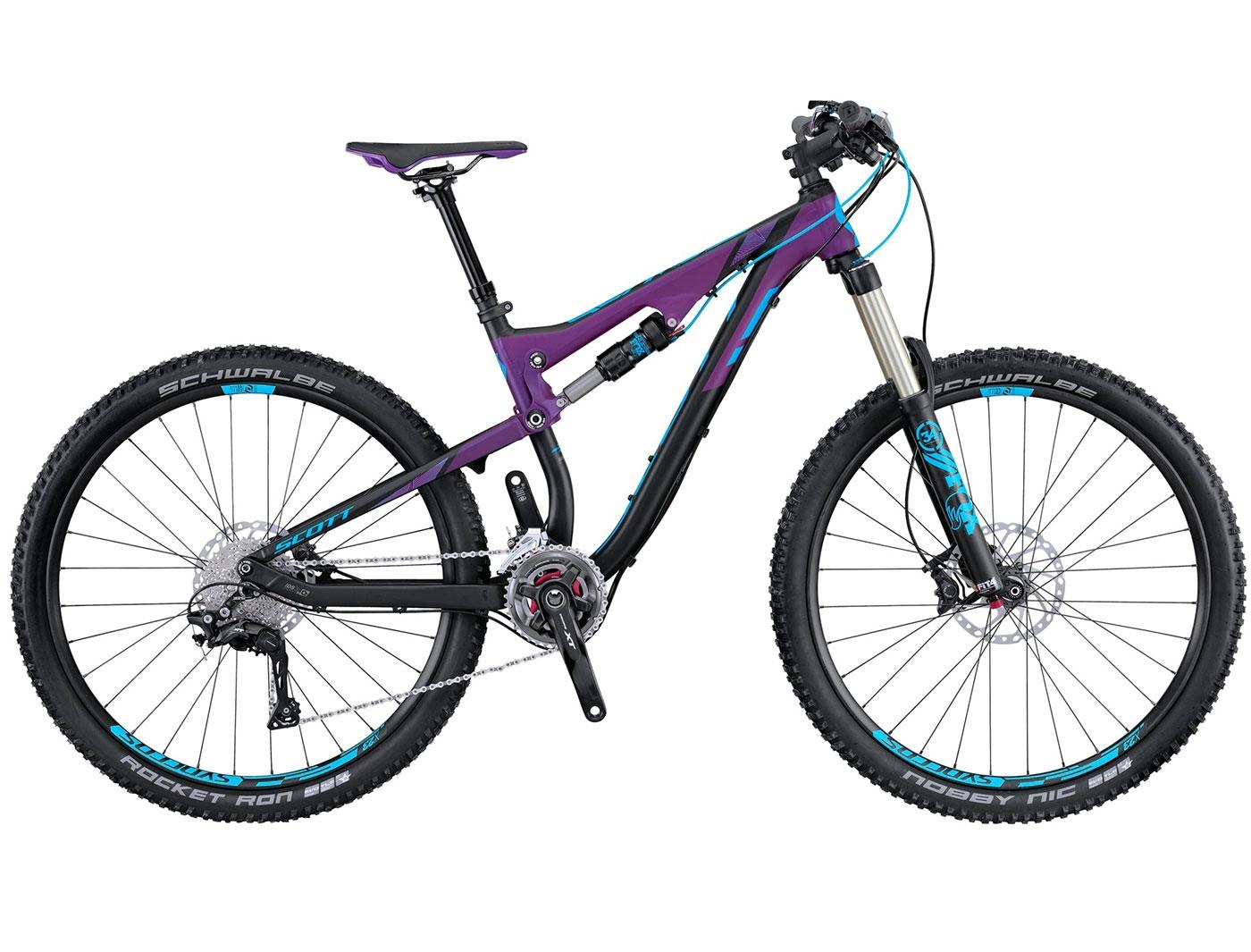Велосипед Scott Contessa Genius 710 (2016)