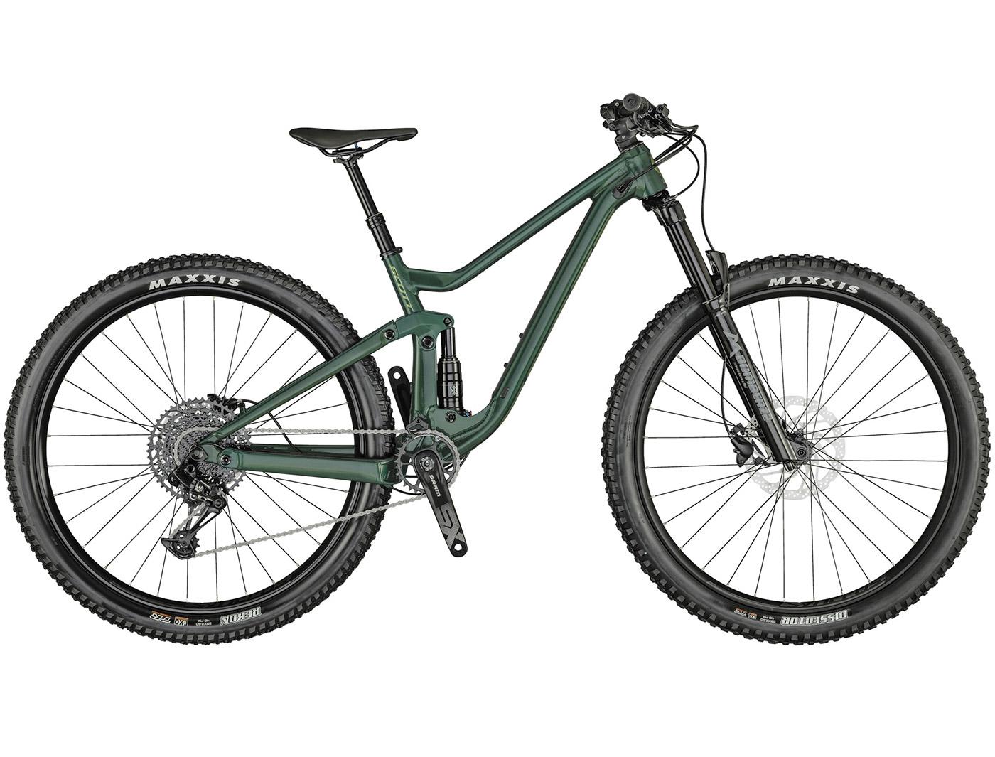Велосипед Scott Contessa Genius 920 (2021)