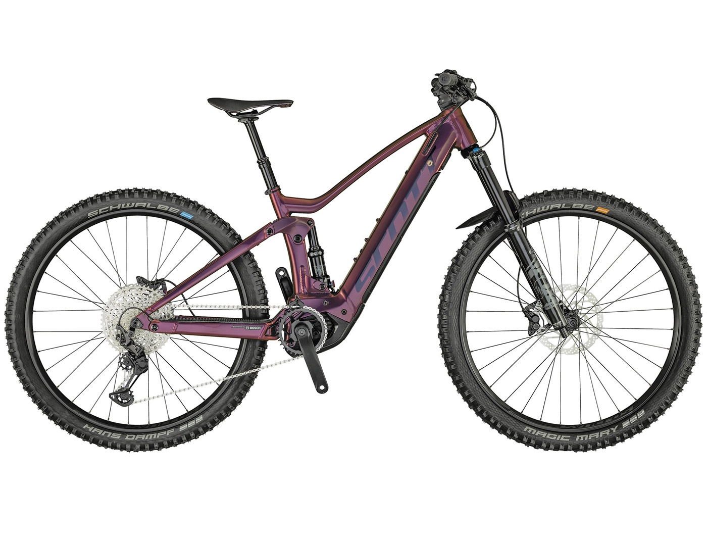 Велосипед Scott Contessa Genius eRIDE 910 (2021)