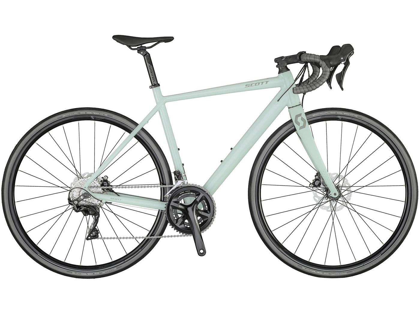 Велосипед Scott Contessa Speedster 15 disc (2021)