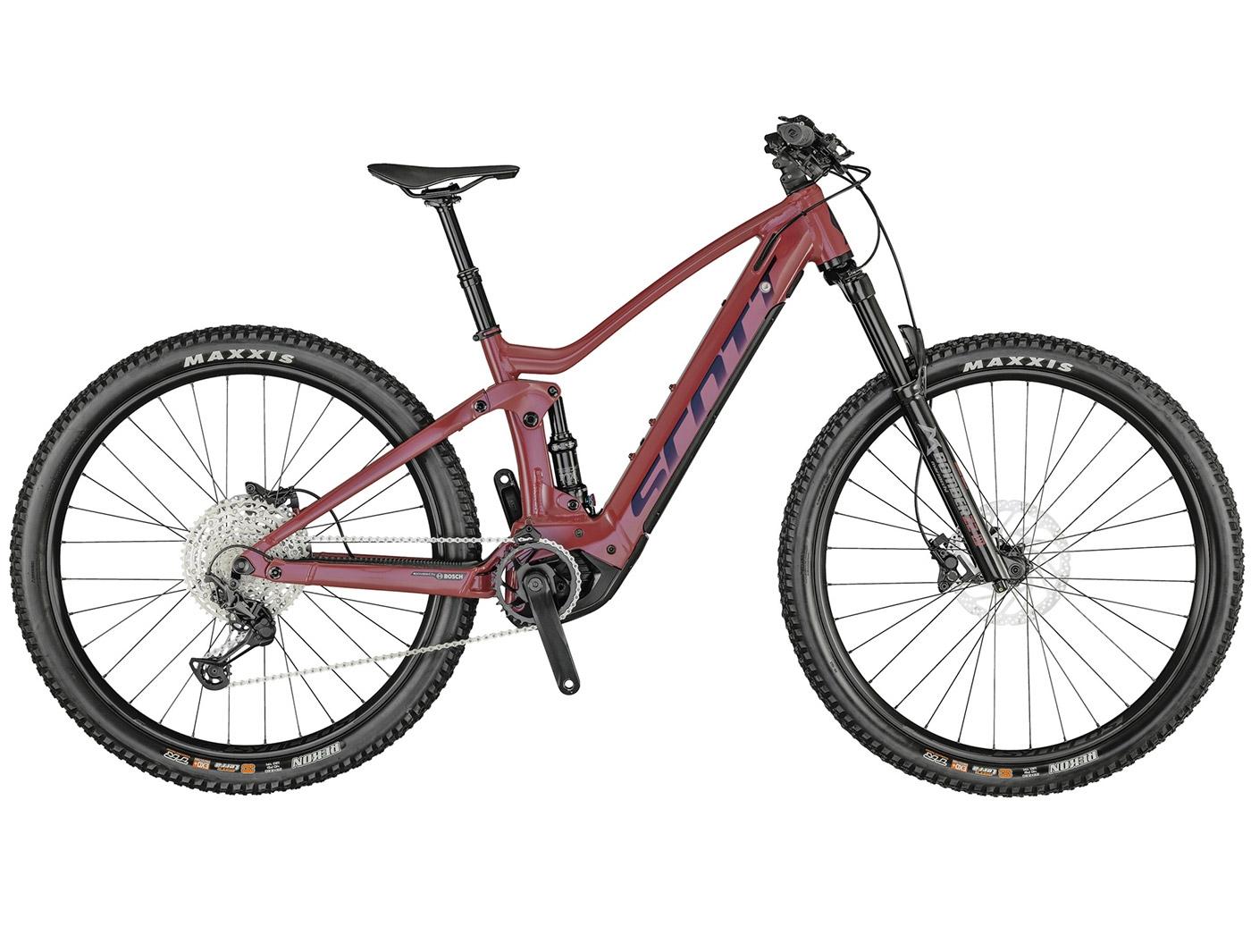 Велосипед Scott Contessa Strike eRIDE 910 (2021)