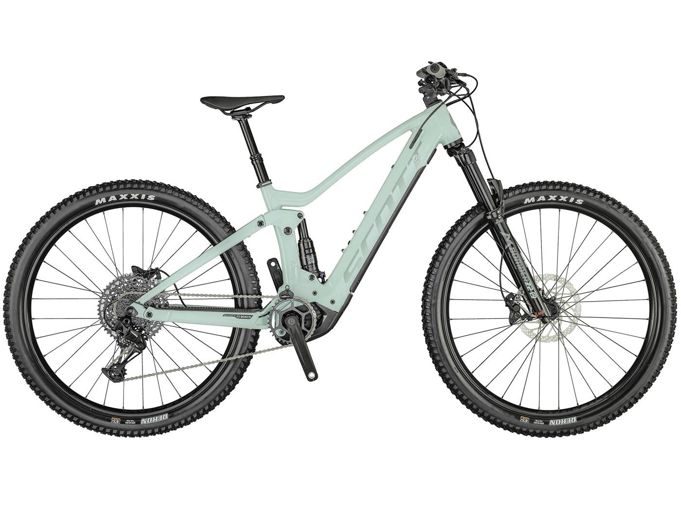 Велосипед Scott Contessa Strike eRIDE 920 (EU) (2021)