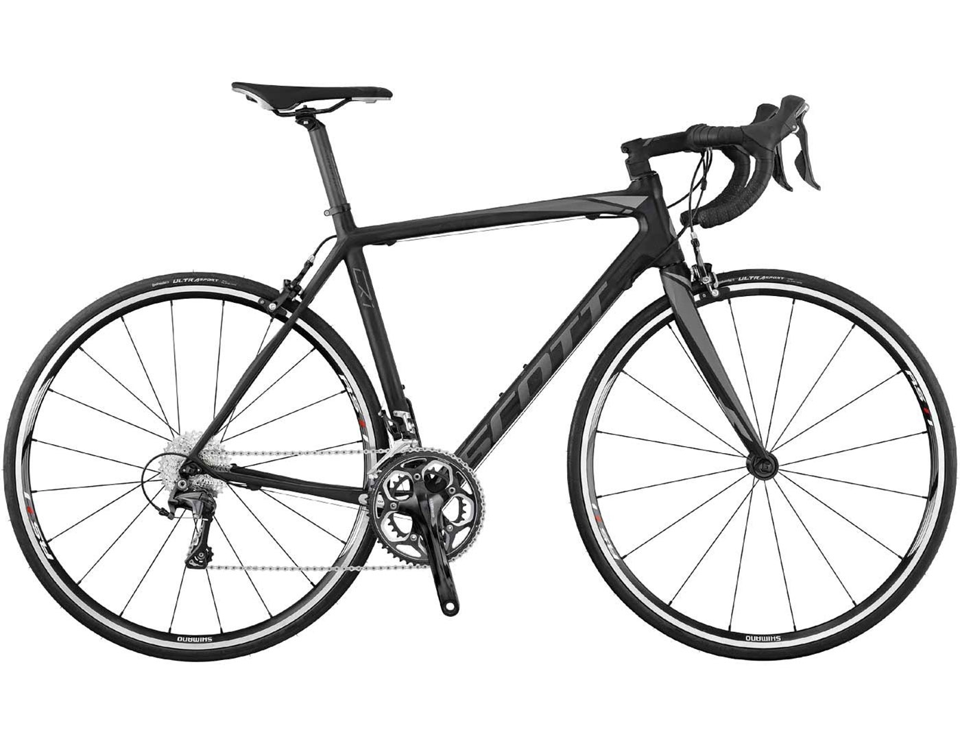 Велосипед Scott CR1 10 (2017)