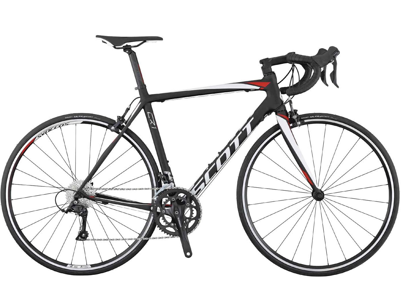 Велосипед Scott CR1 30 (2017)