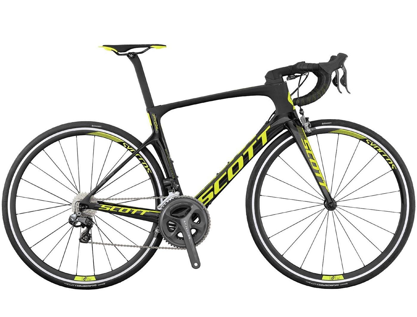 Велосипед Scott Foil 10 (2017)