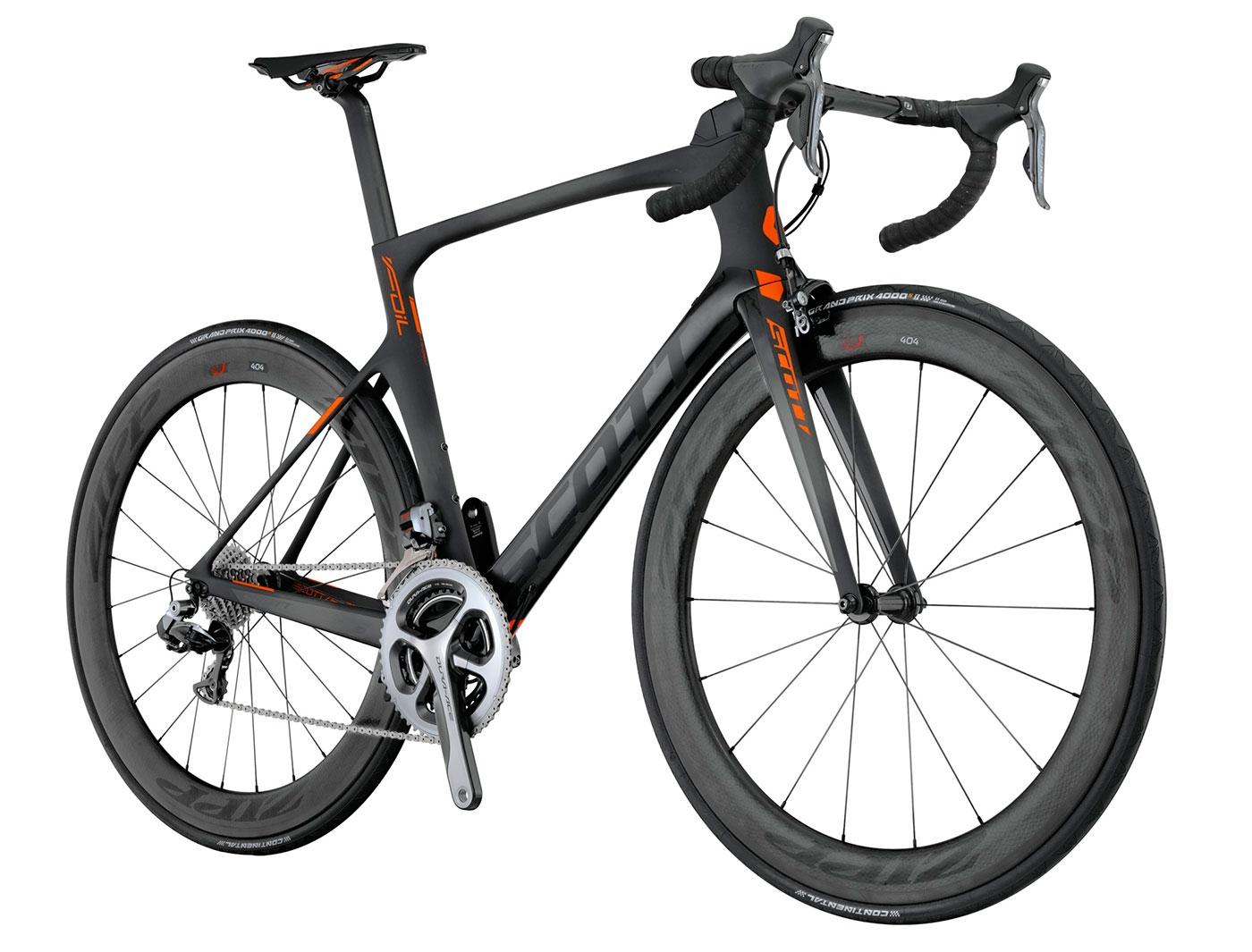 Велосипед Scott Foil Premium (2016)