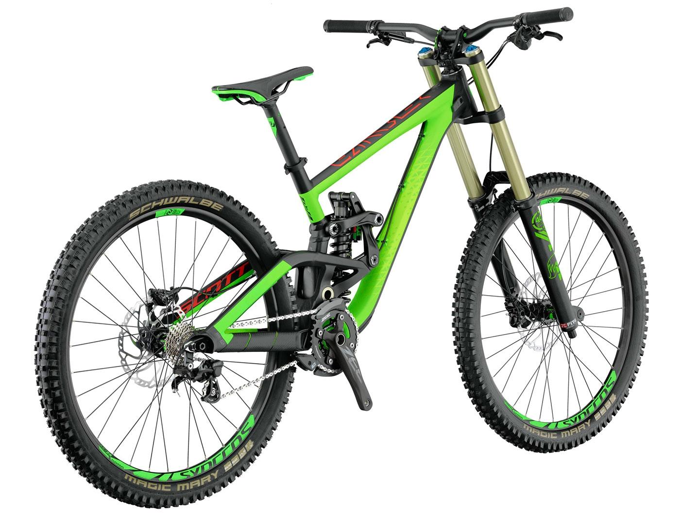 Велосипед Scott Gambler 720 (2016)