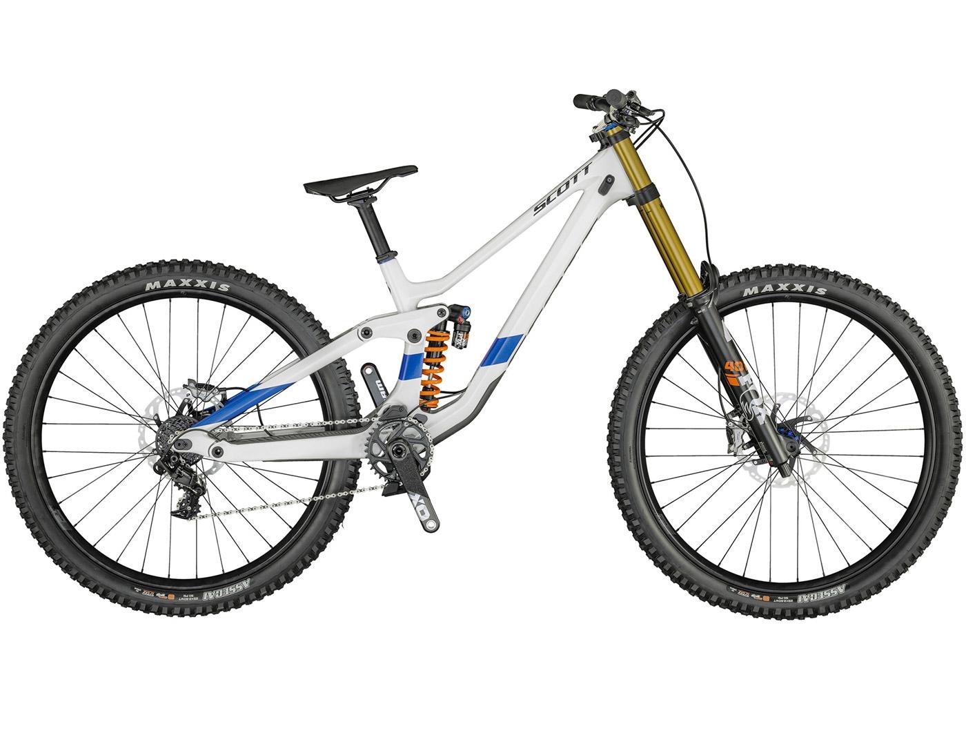 Велосипед Scott Gambler 900 Tuned (2021)