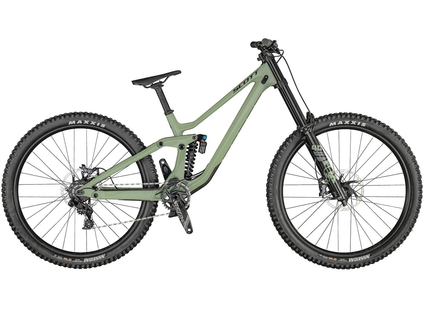 Велосипед Scott Gambler 910 (2021)