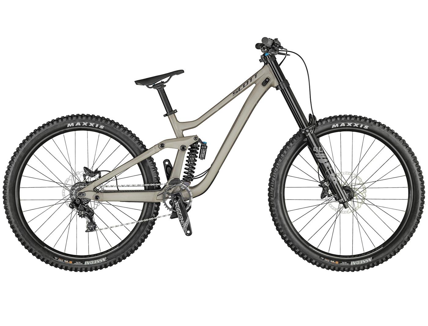 Велосипед Scott Gambler 920 (2021)