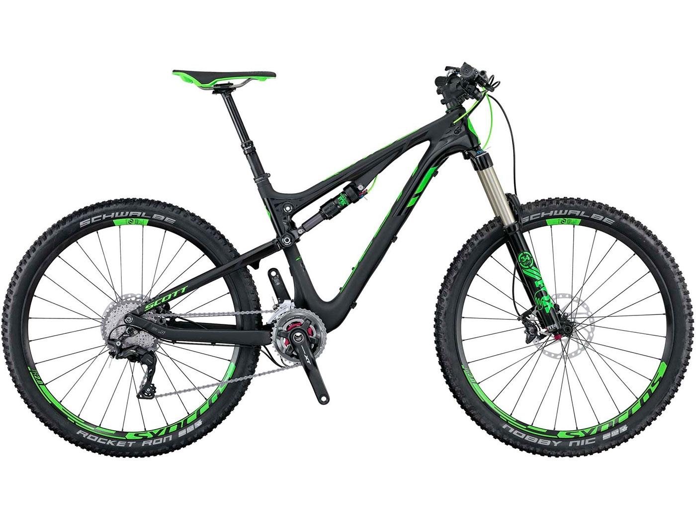Велосипед Scott Genius 710 (2016)