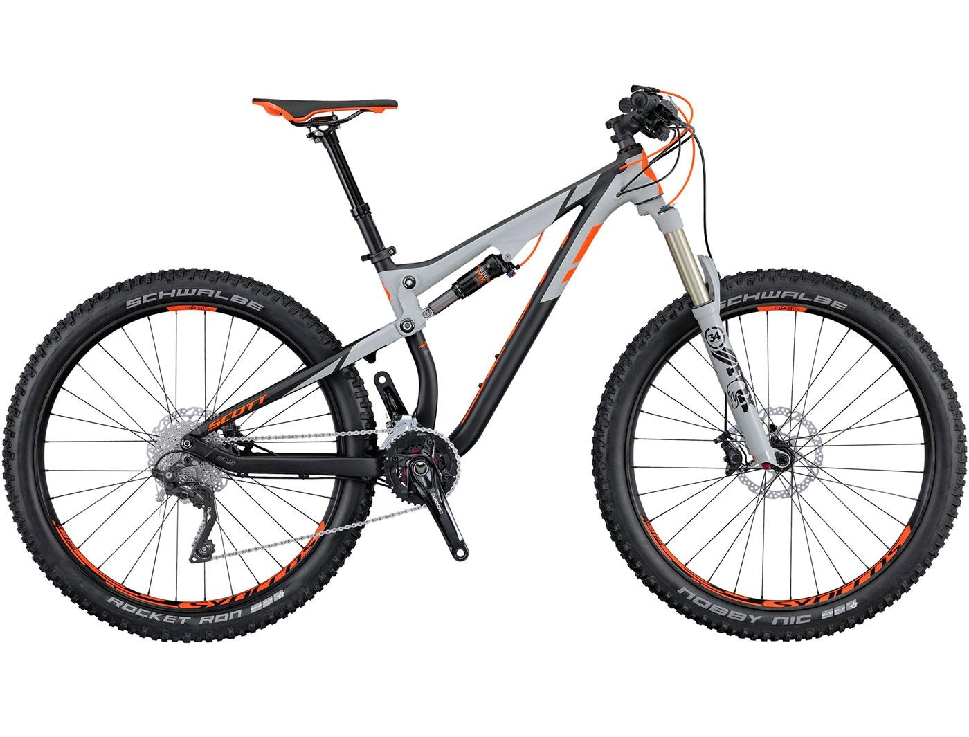 Велосипед Scott Genius 720 Plus (2016)