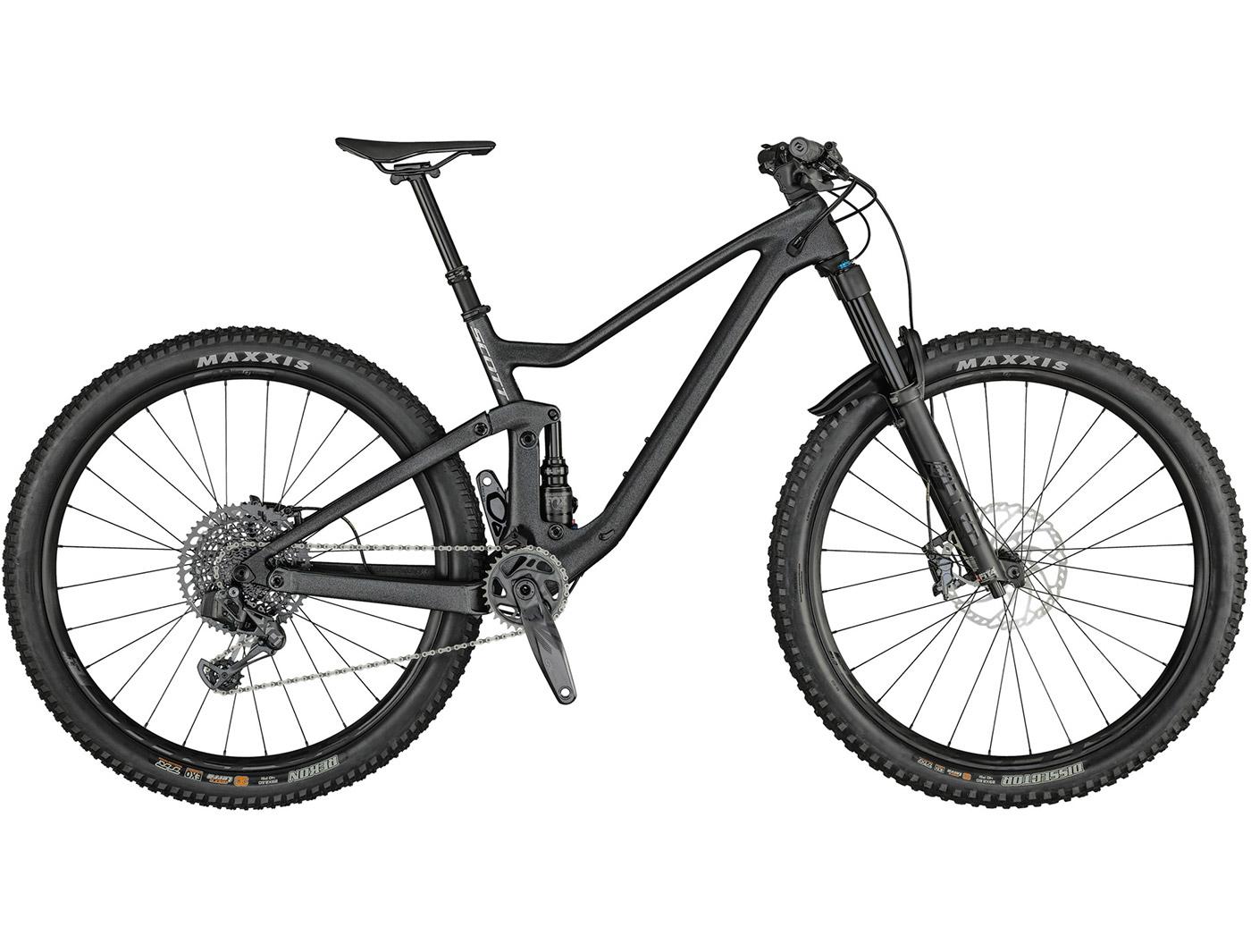 Велосипед Scott Genius 910 AXS (2021)