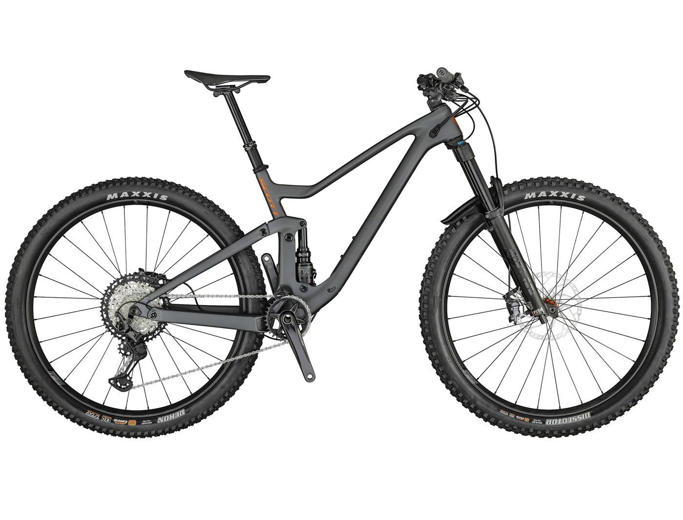 Велосипед Scott Genius 920 (2021)