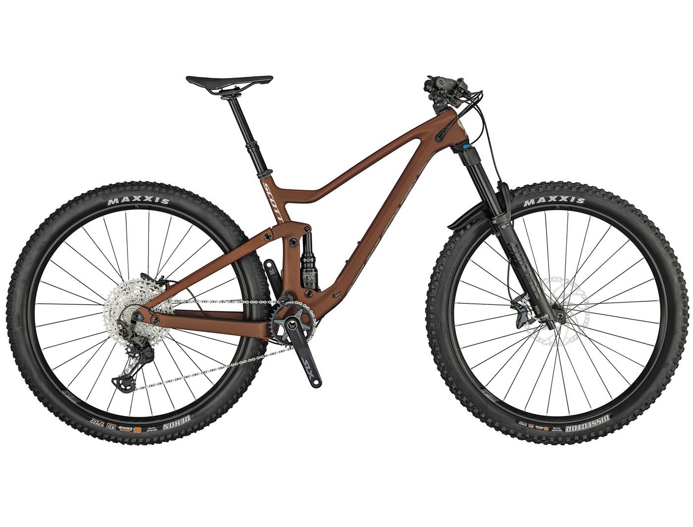 Велосипед Scott Genius 930 (2021)