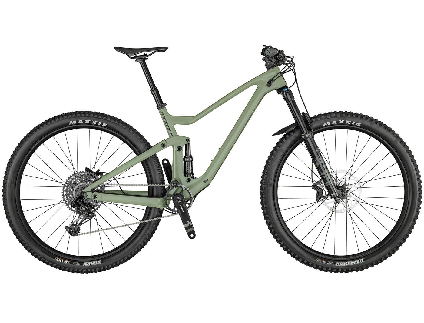 Велосипед Scott Genius 940 (2021)